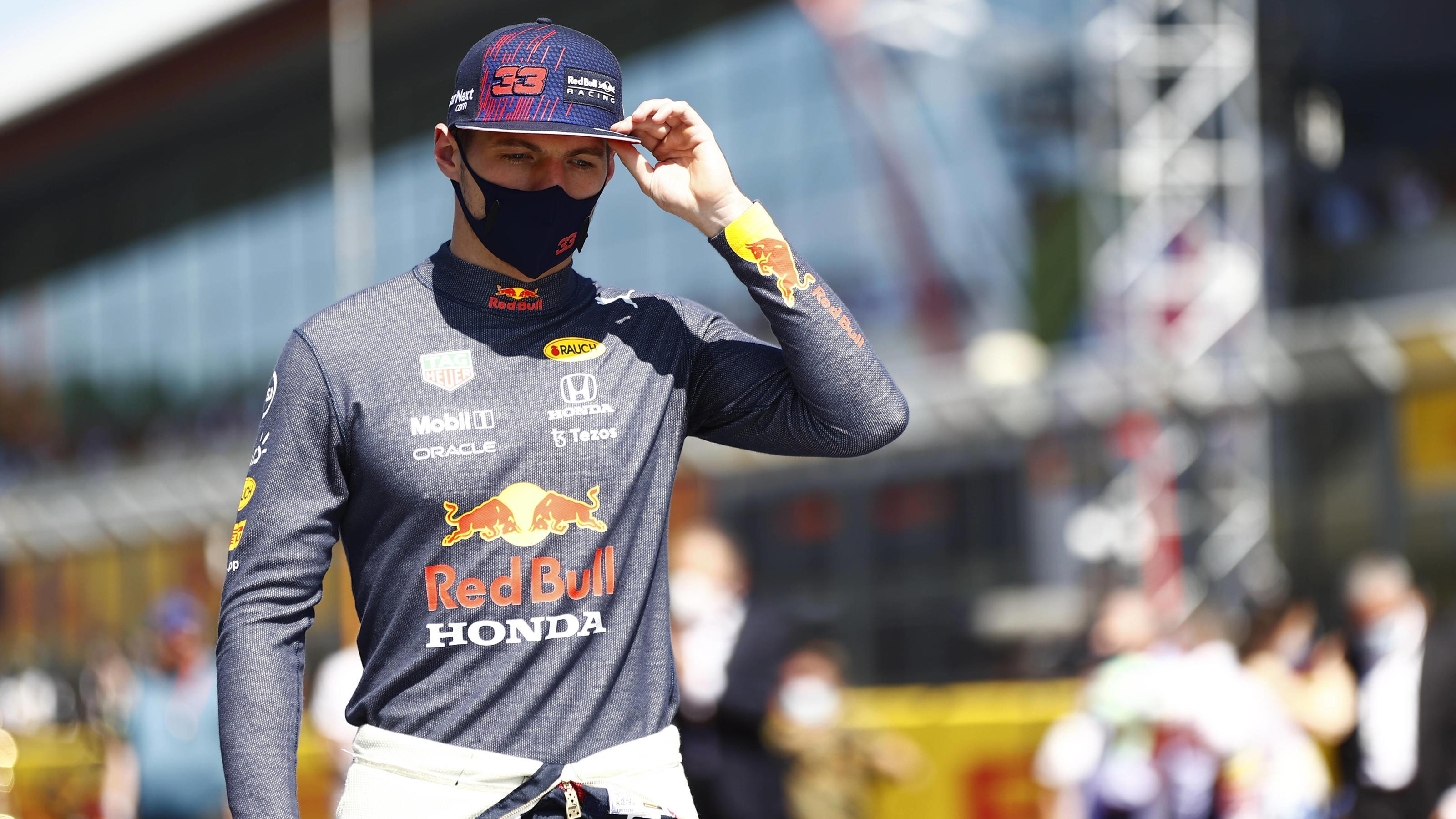 Formel 1 in Silverstone: Max Verstappen wieder aus dem Krankenhaus entlassen