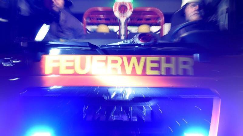 Feuer in Stuttgarter Altenheim: Drei Menschen in Klinik