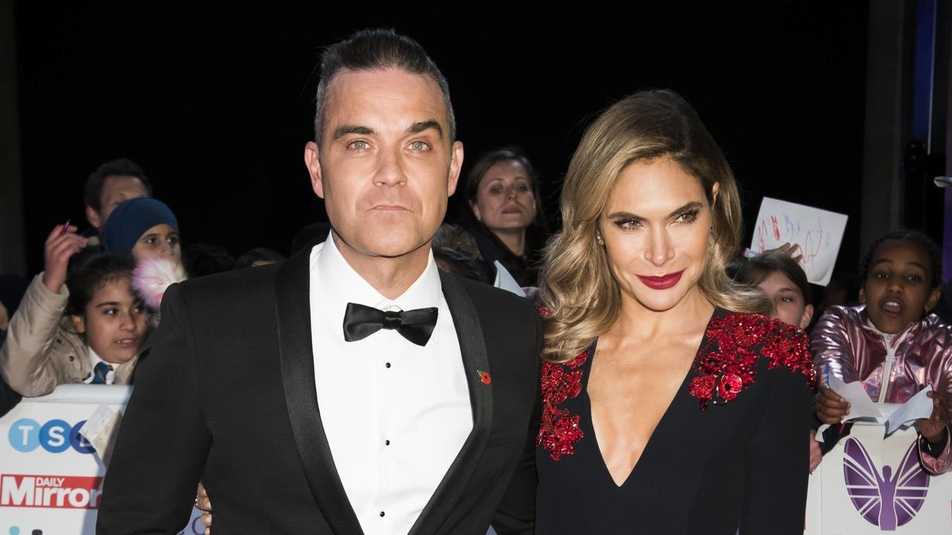 """Robbie Williams Schwiegermama kämpft mit einem """"aggressiven Tumor"""""""