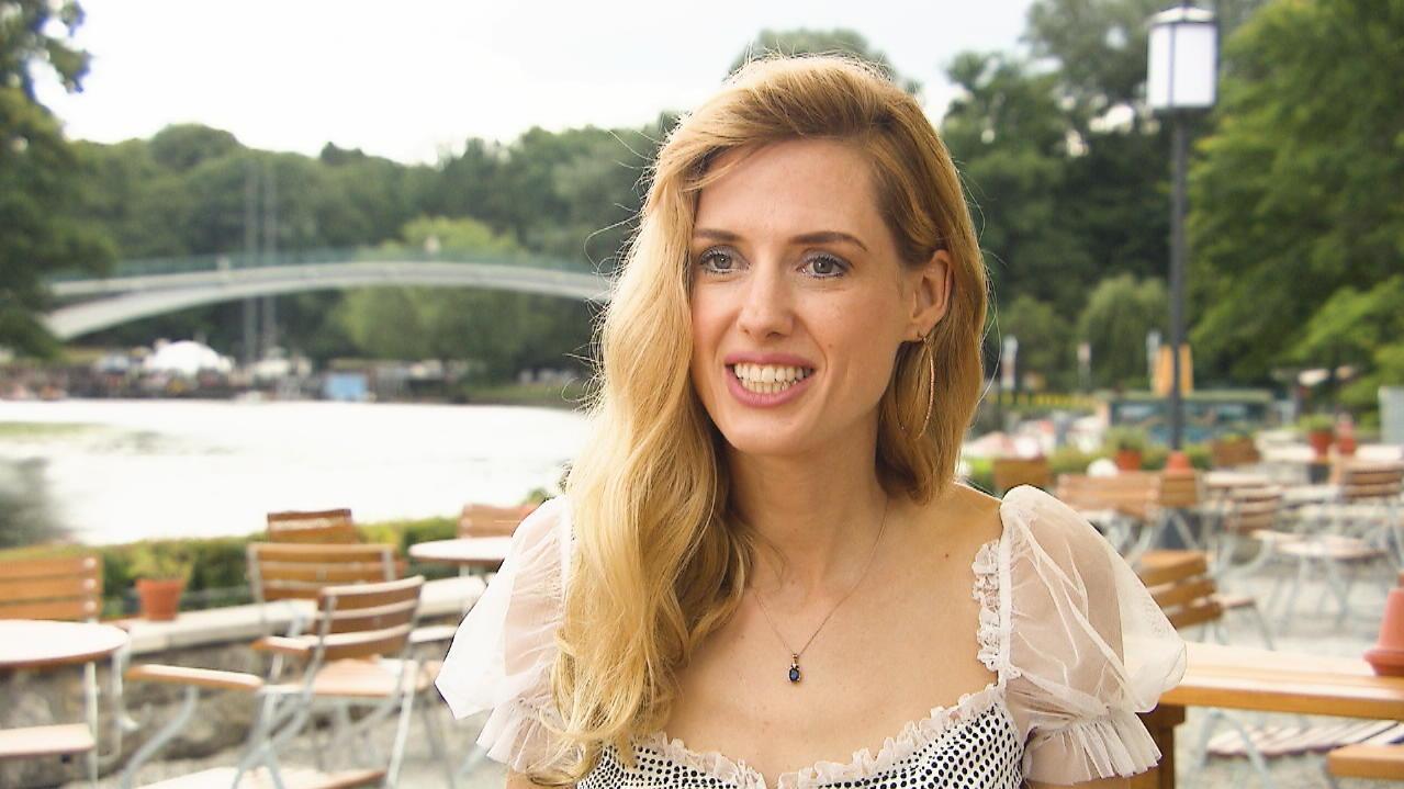 Türkei-Star Wilma Elles ist zurück in Deutschland: Neue Rolle, neuer Partner, neues Leben