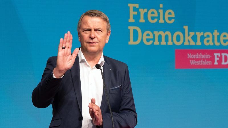 FDP fordert weitreichende Lockerungen zu Pfingsten in NRW