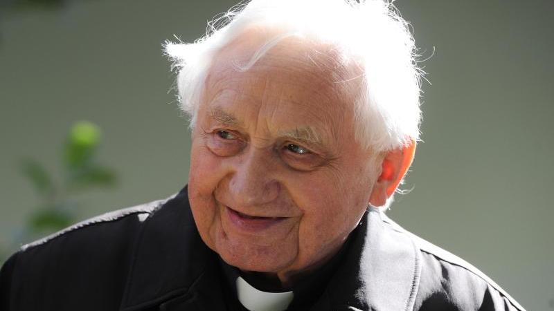 Domspatzen singen für toten Papst-Bruder Georg Ratzinger