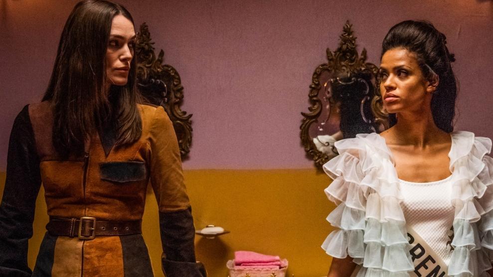 """Chauvi-Alarm bei Keira Knightley: """"Die Misswahl"""" - Filmkritik"""