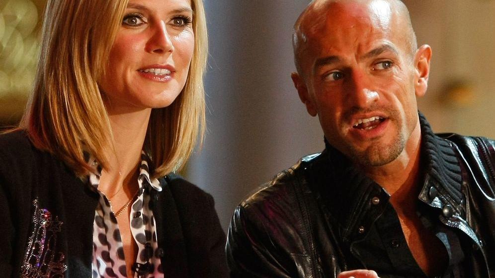 Sexismus-Vorwurf gegen Heidi Klum: Ex-GNTM-Juror Peyman Amin meldet sich - RTL Online