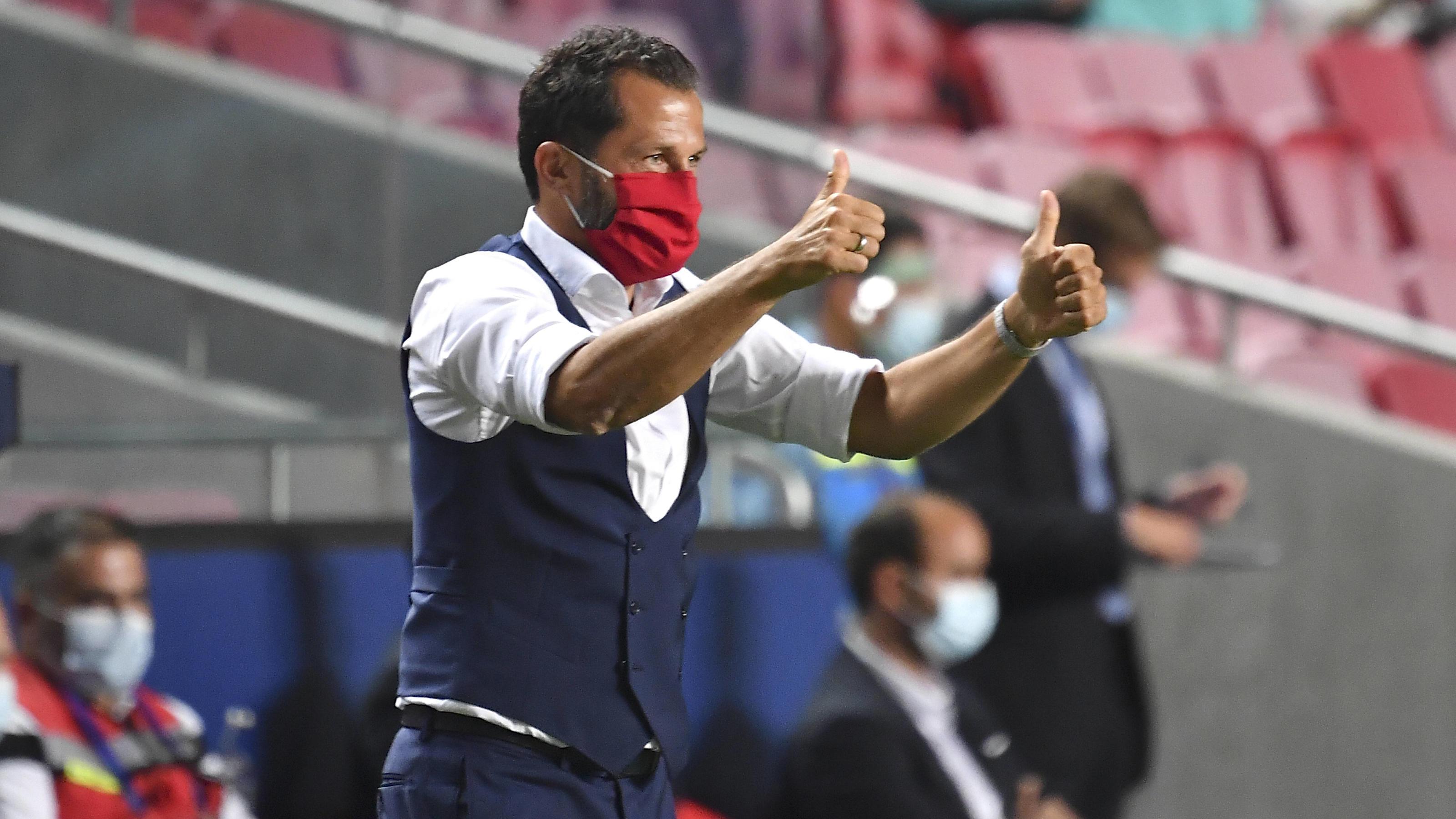 Bayern-Sportdirektor Salihamidzic: Wir wollen mehr