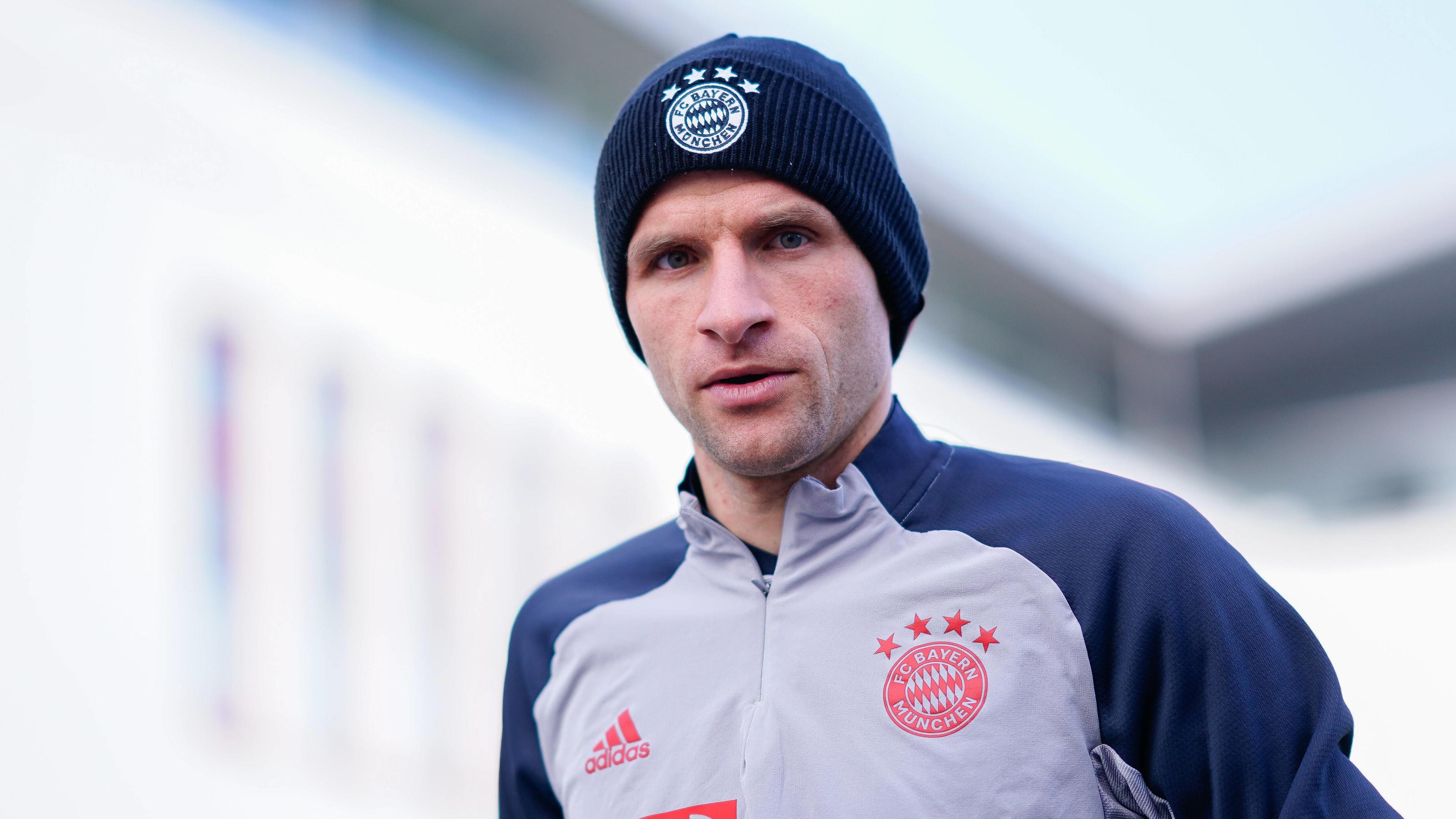 FC Bayern München - Thomas Müller: So hat er die Corona-Quarantäne erlebt