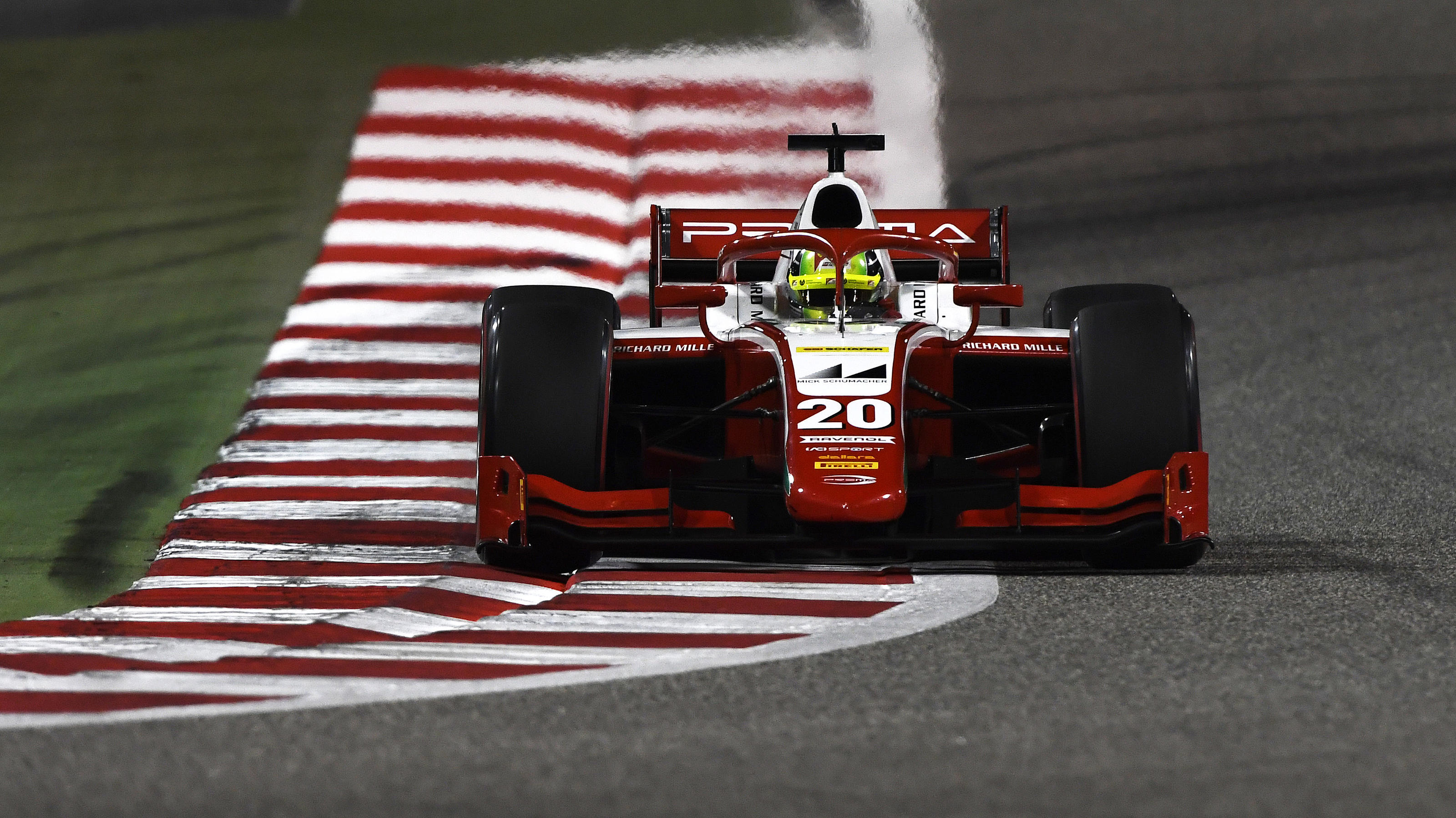 Formel 2: Rückschlag für Mick Schumacher im Titel-Kampf