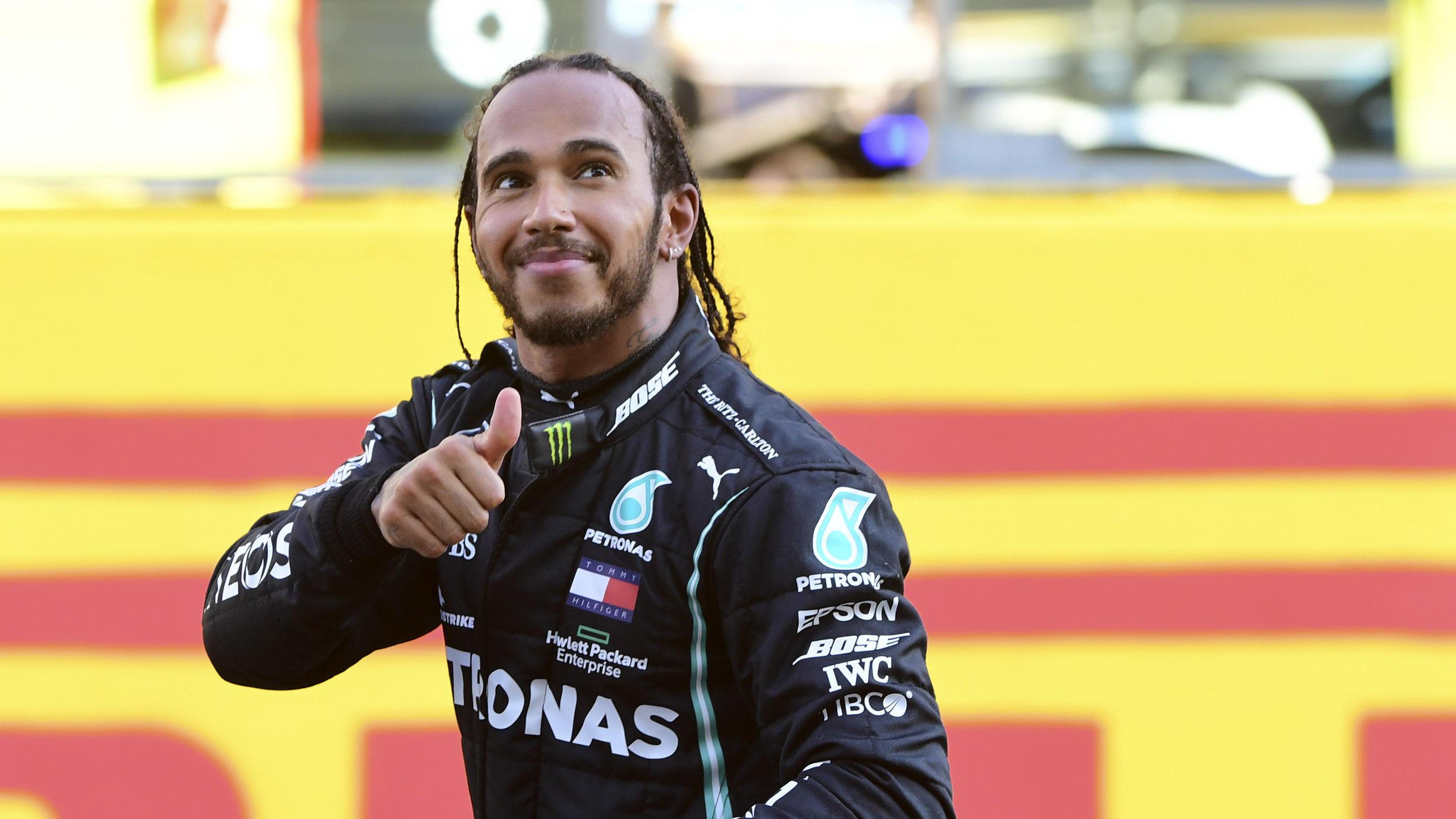 91 Formel-1-Siege: Lewis Hamilton greift in Russland nach dem Schumacher-Rekord