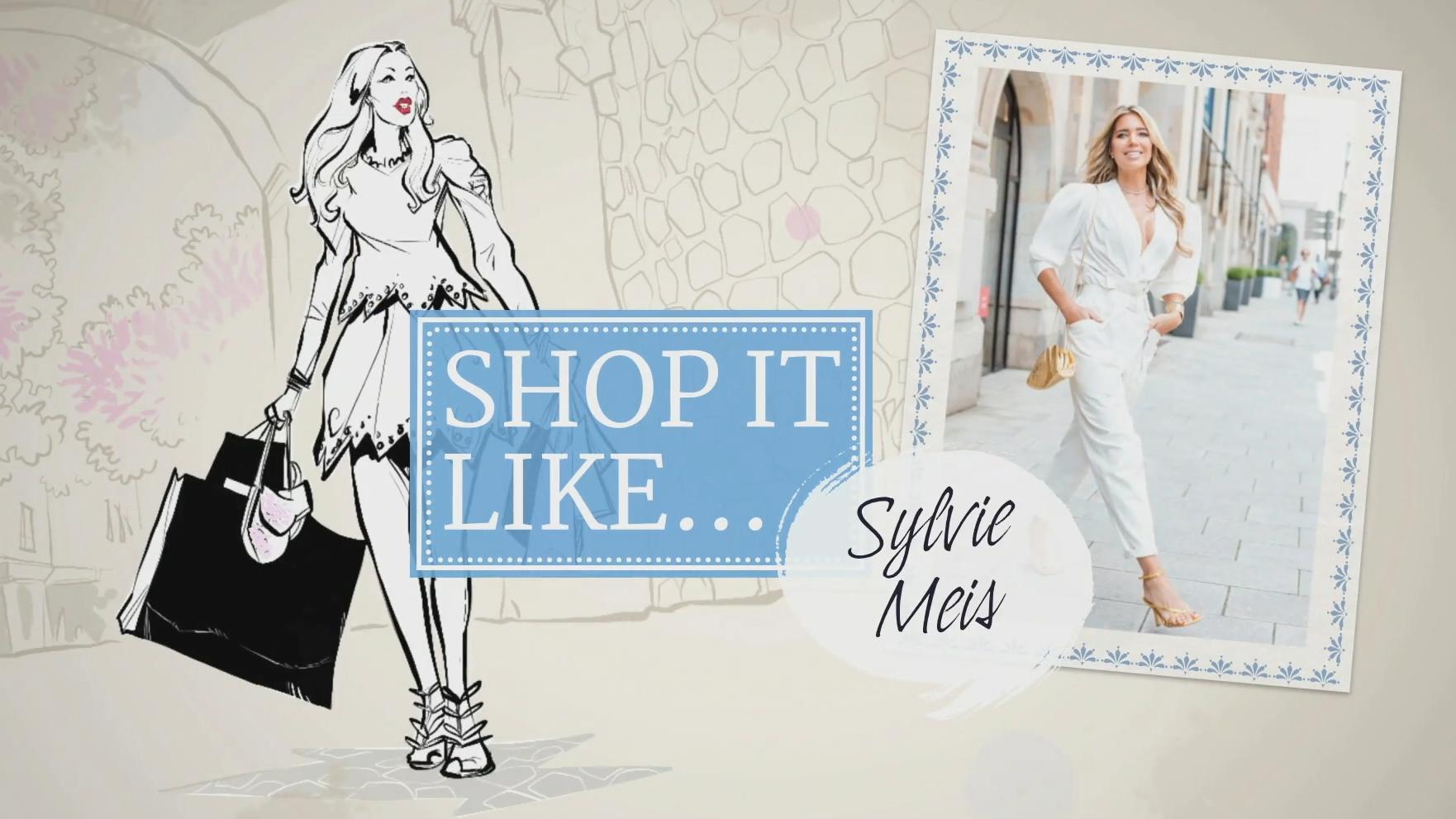Sylvie Meis im eleganten Jumpsuit: So stylen wir den Look günstig nach