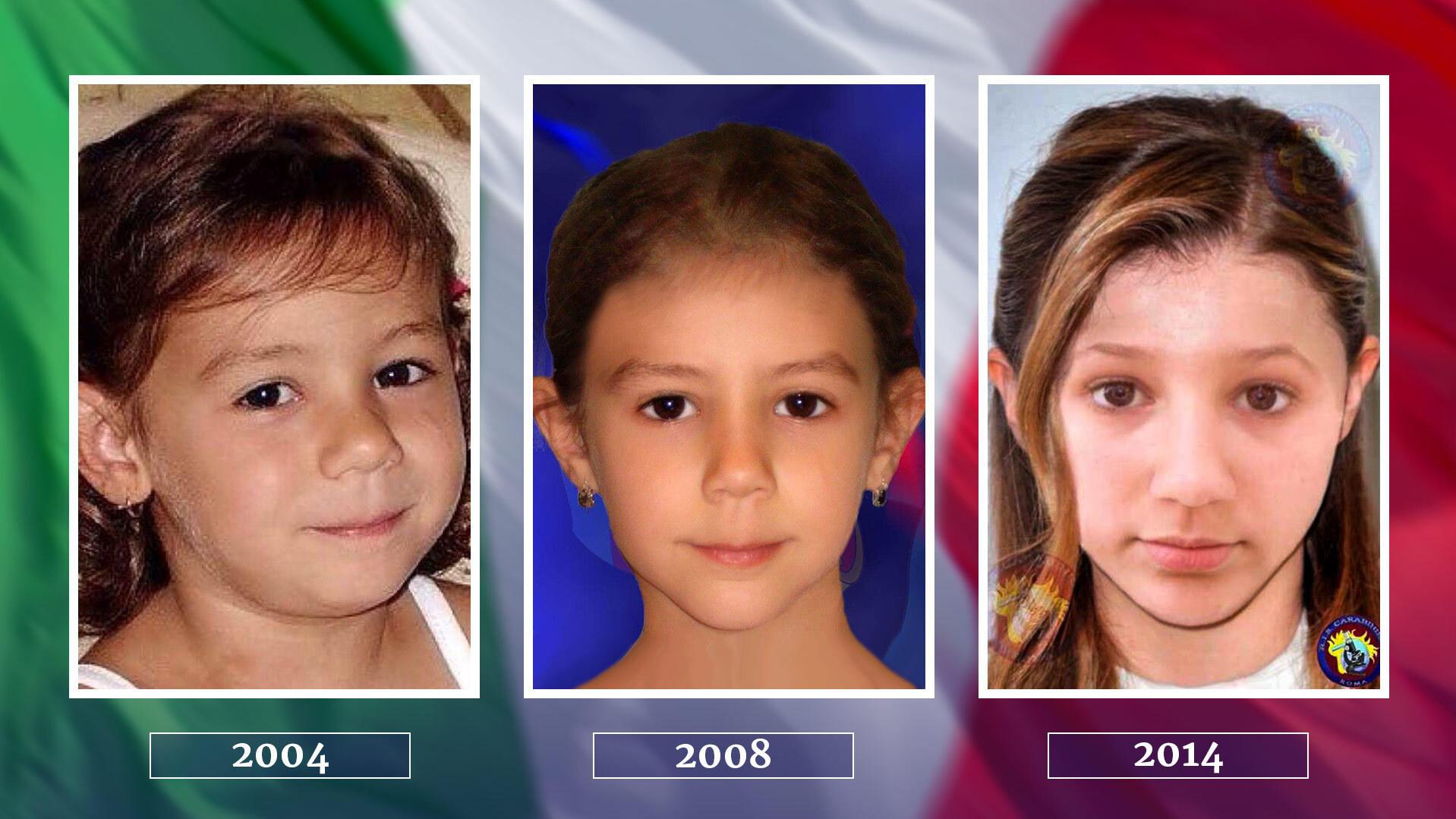 Denise Pipitone gilt als italienische Maddie McCann: Dreijährige verschwand vor Haustür ihrer Eltern