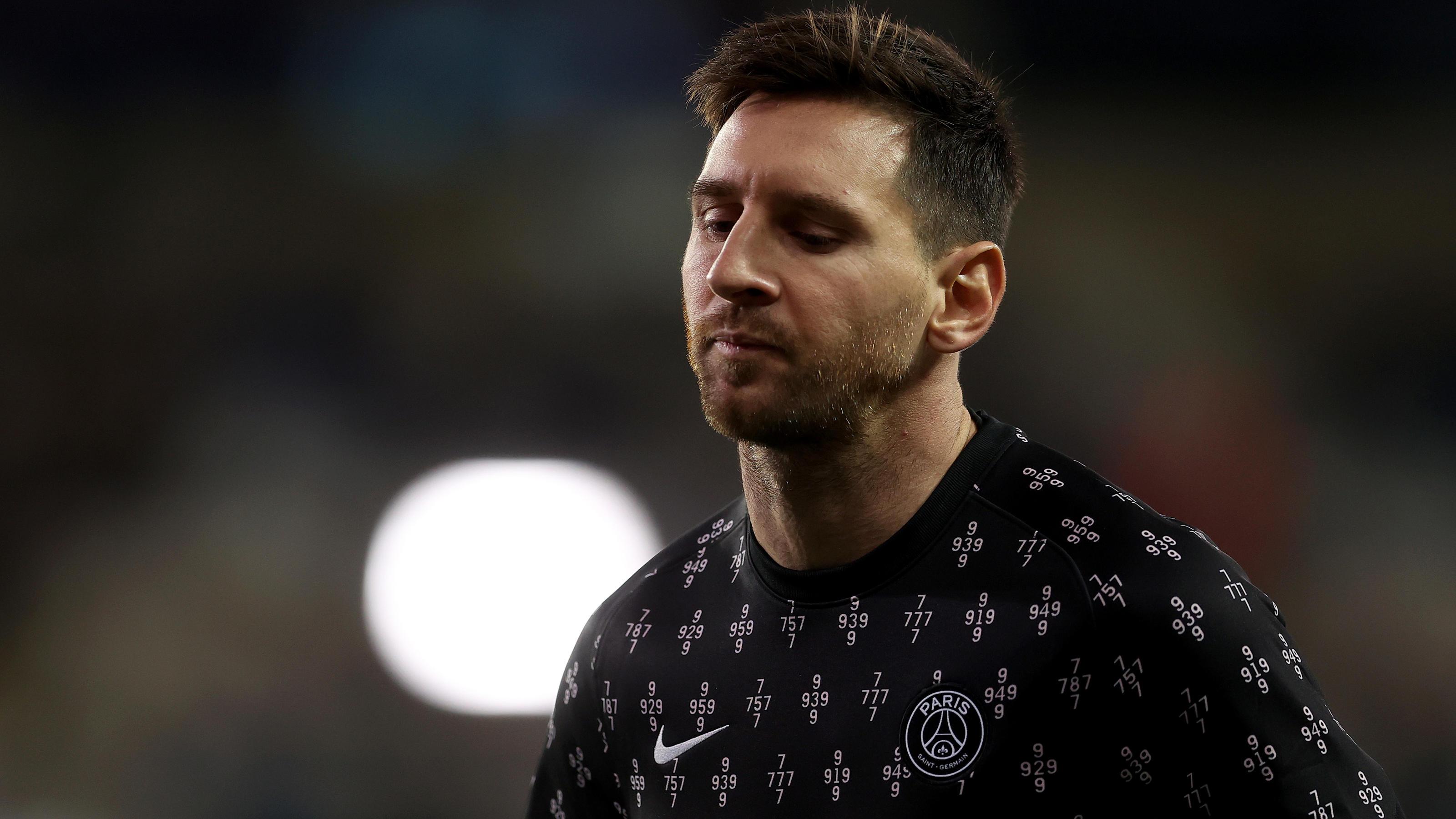 PSG: Lionel Messi kassiert in Paris weniger Geld als gedacht