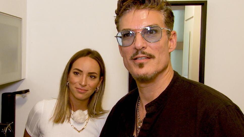 Chris Töpperwien: Seine neue Freundin wusste nicht, wer er ist