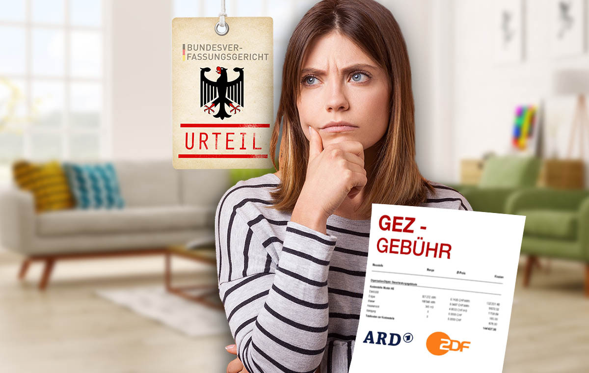 Rundfunkbeitrag wird erhöht! - Verfassungsgericht: Was das Urteil jetzt auslösen könnte