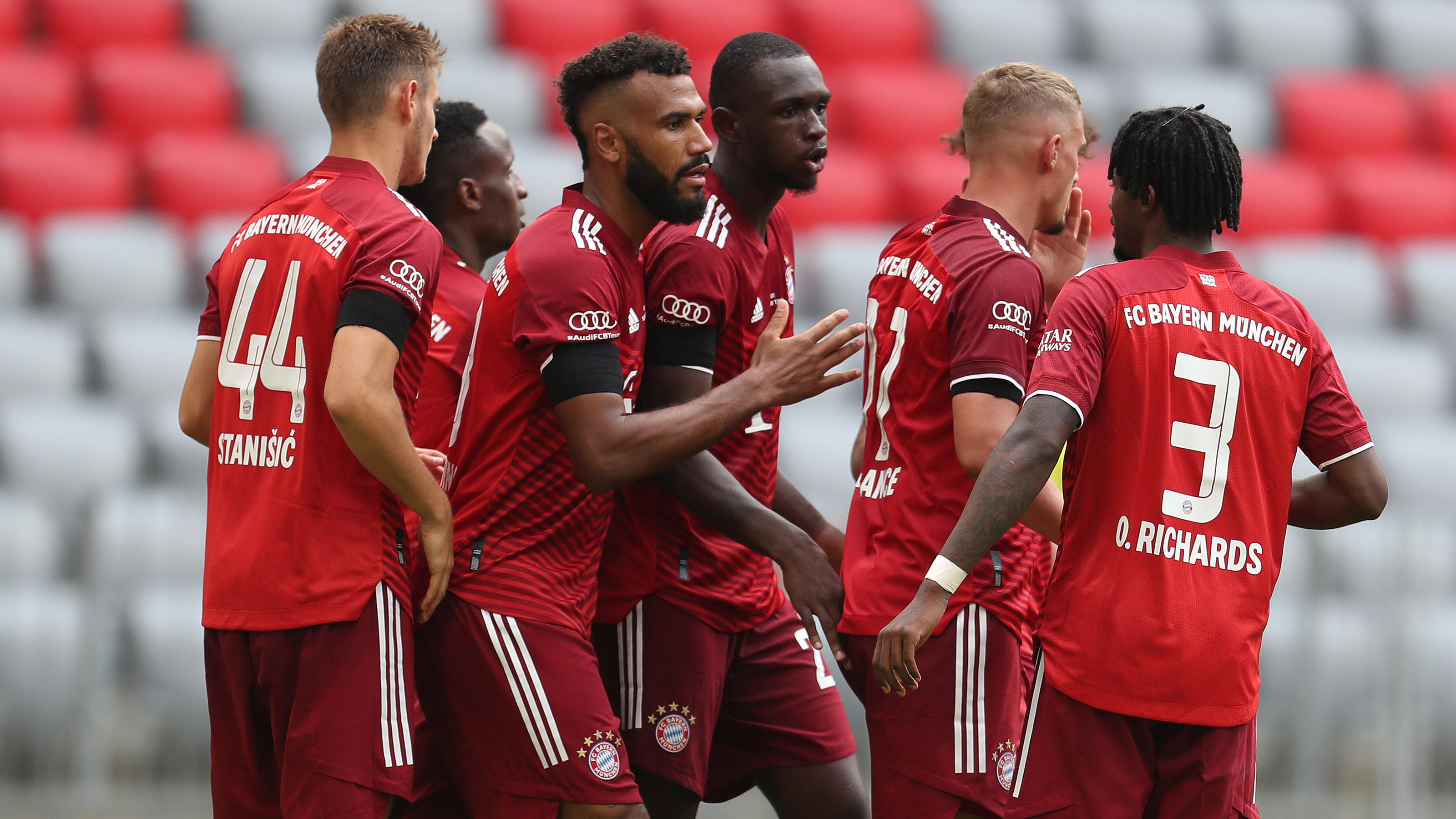 FC Bayern München gegen SSC Neapel live im TV bei RTL oder Livestream sehen