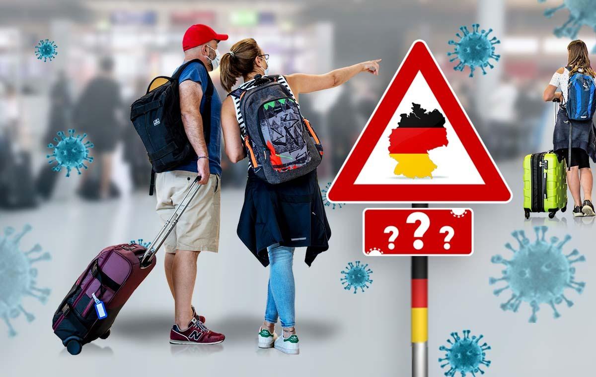 Einreise nach Deutschland - Was jetzt für Geimpfte, Ungeimpfte & Kinder gilt