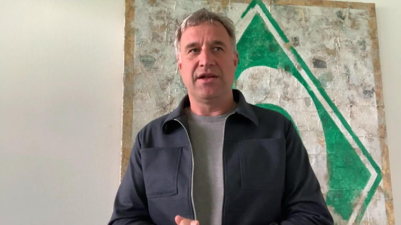 """Werder Bremen: Trainerwechsel tat weh - Aufsichtsrat-Boss Marco Bode: """"Mir geht's immer noch nicht gut damit"""""""