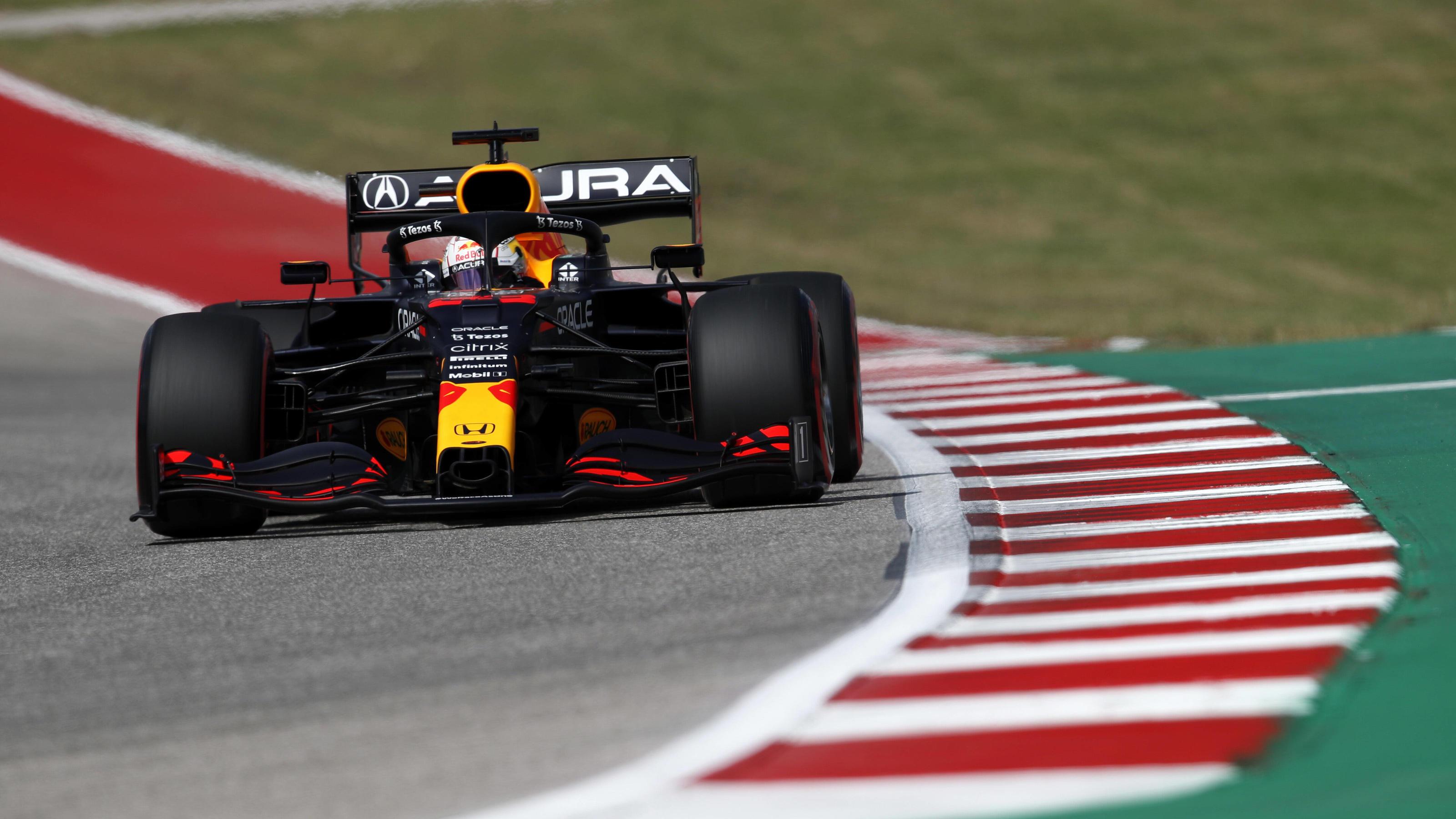 USA-GP: Verstappen rettet Texas-Sieg mit hauchdünnem Vorsprung vom Hamilton