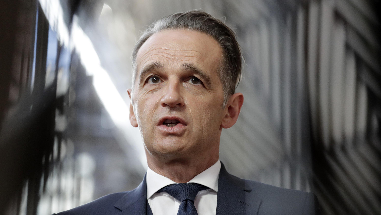 Außenminister Maas hat kein Corona. Er muss dennoch bis 4.Oktober in Quarantäne bleiben.