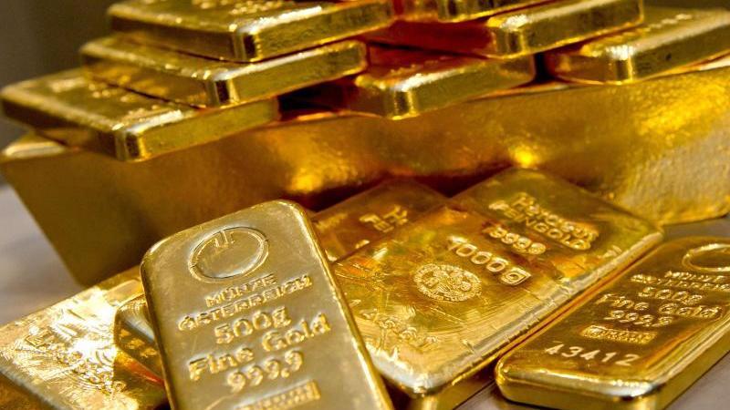 Große Nachfrage nach Gold: Rekordbestand bei Deutscher Börse