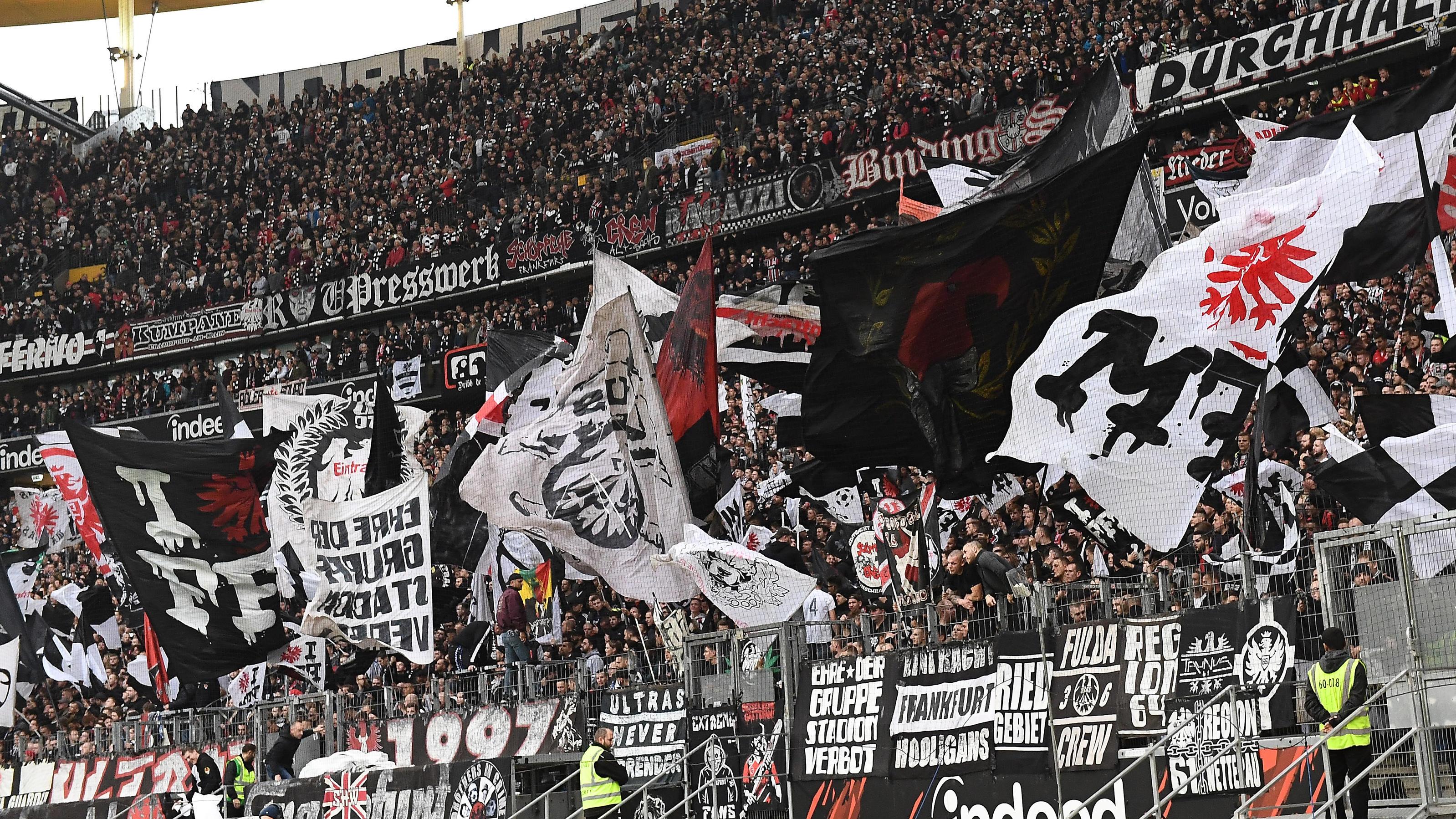"""Eintracht Frankfurt: Spende aus """"Geisterspiel-Erlösen"""""""