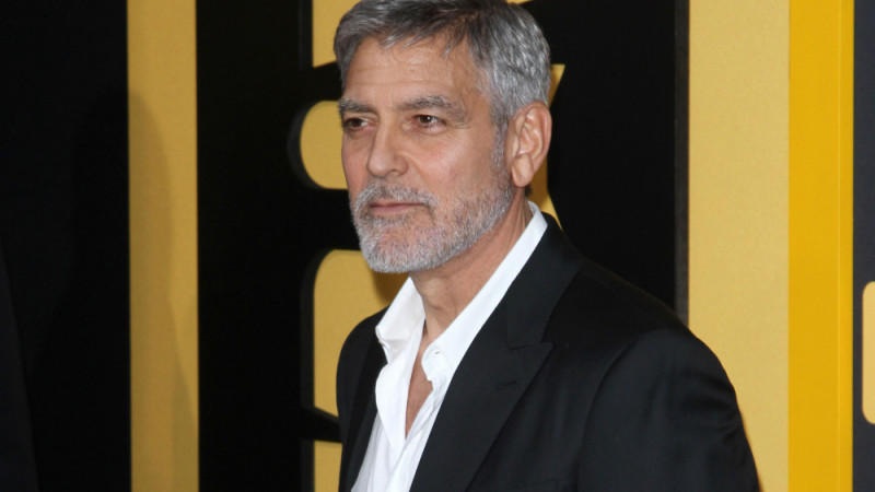 George Clooney: So denkt er über das Älterwerden