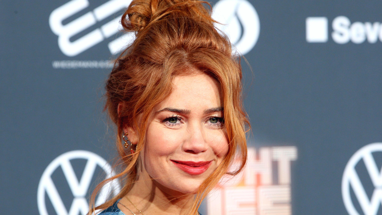 Roten deutsche schauspielerin haaren mit Rote Haare: