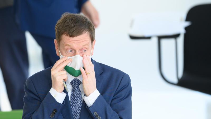 Kretschmer reist für politische Gespräche nach Moskau