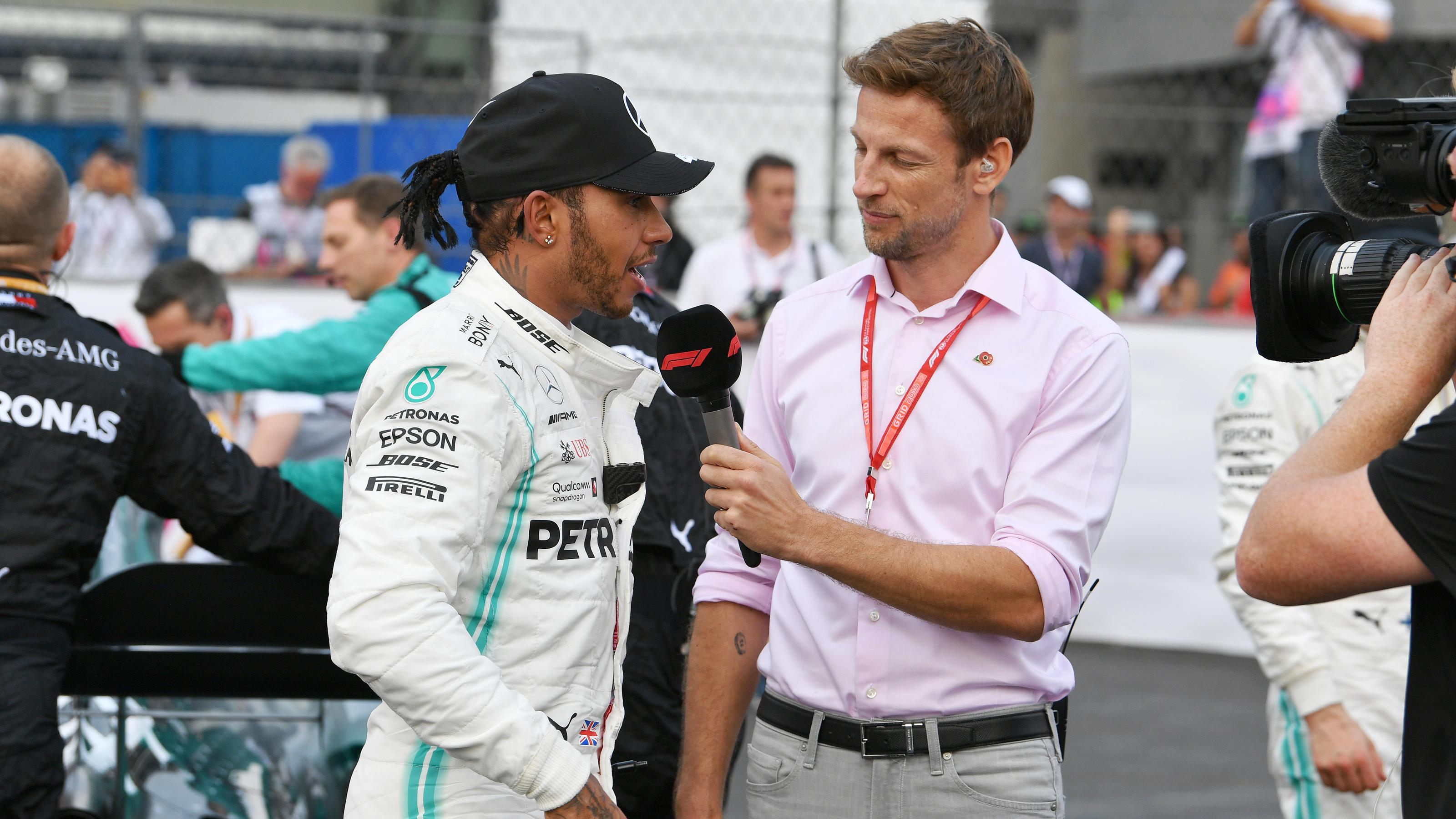 Jenson Button: Verstappen der talentierteste Formel-1-Fahrer
