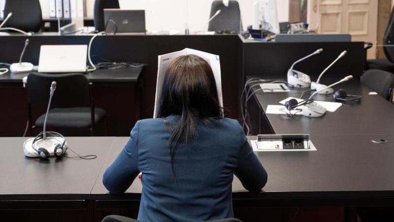 Plädoyer der Verteidigung erwartet: Prozess um Cuspert-Witwe