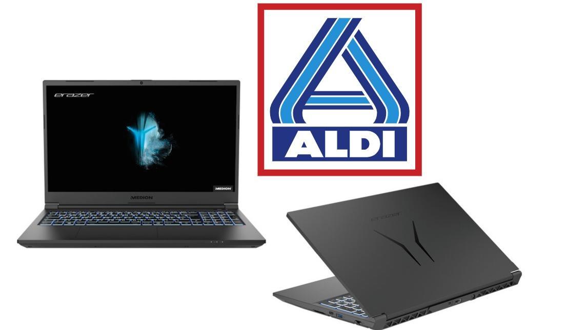Gaming-Laptop bei Aldi: Doch es ist nicht das beste Angebot