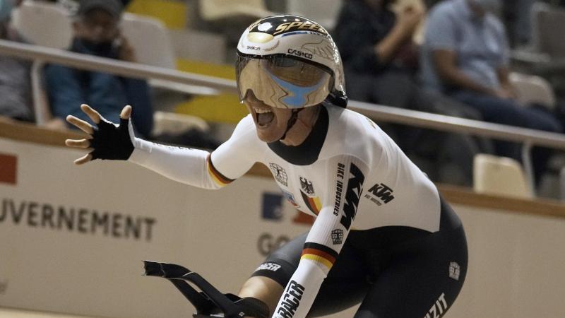 Deutsche Rad-Frauen dominieren Einerverfolgung