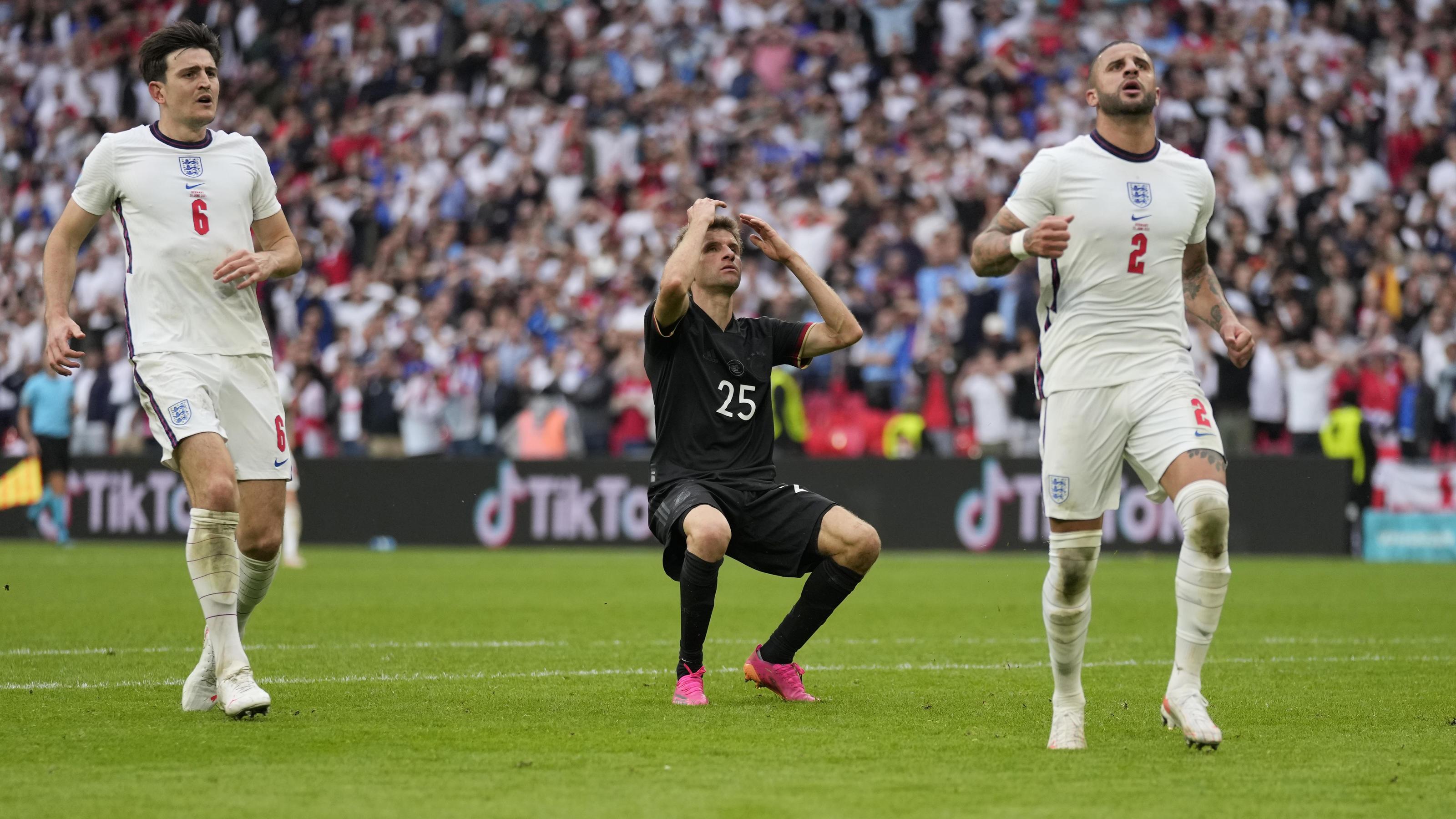 Pressestimmen zum EM Aus von Deutschland gegen England
