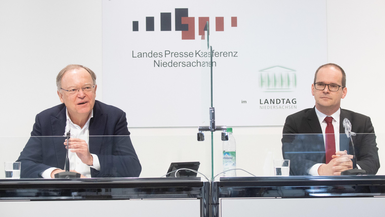 Niedersachsen: Strengere Maßnahmen nicht ausgeschlossen, Präsenzpflicht für Grundschüler...