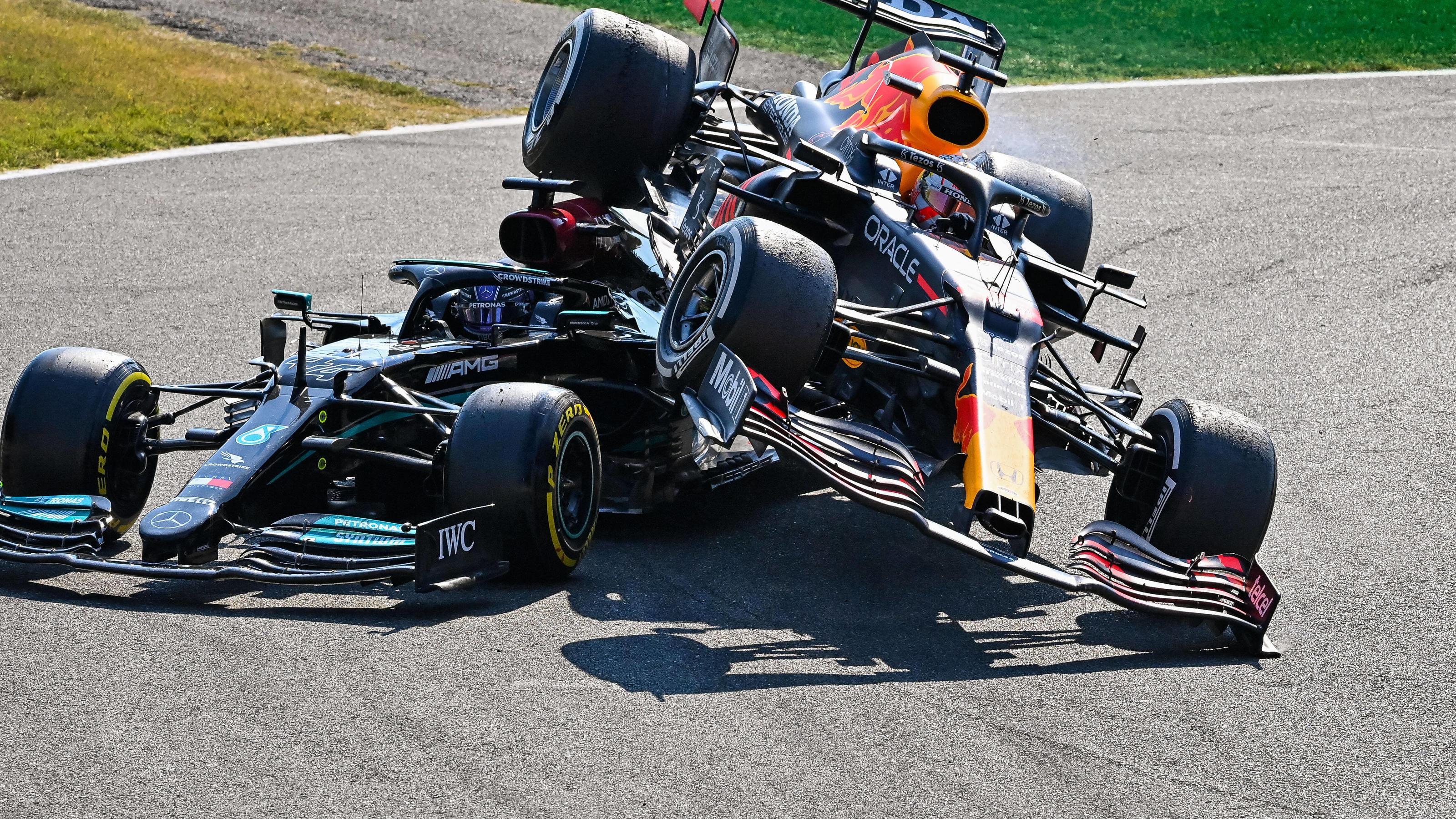 Formel 1: Fernando Alonso zum Crash von Verstappen/Hamilton: Alles halb so wild!