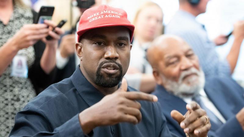 Kanye West feiert ersten Live-Auftritt seit März 2020