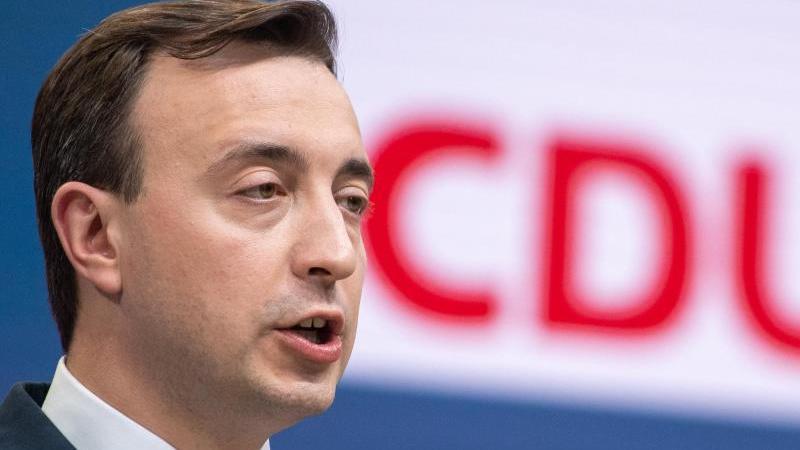 Ziemiak: Wechsel an Spitze von CDU Zeichen des Aufbruchs