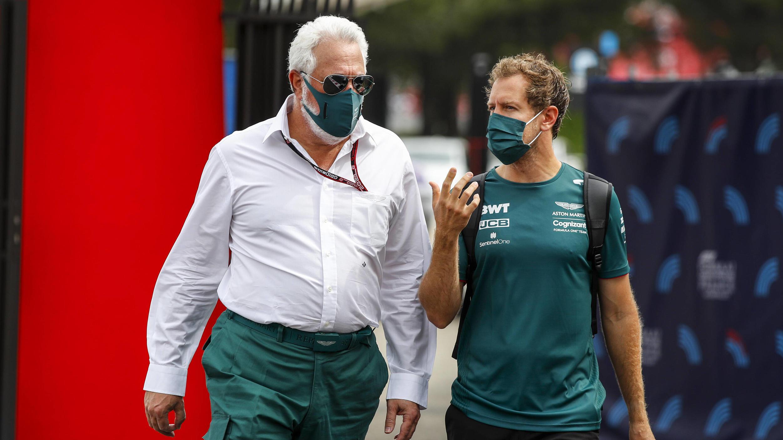 """Formel 1: Sebastian Vettel hoffentlich """"für immer"""" Teil von Aston Martin, Lawrence Stroll über seine Pläne"""