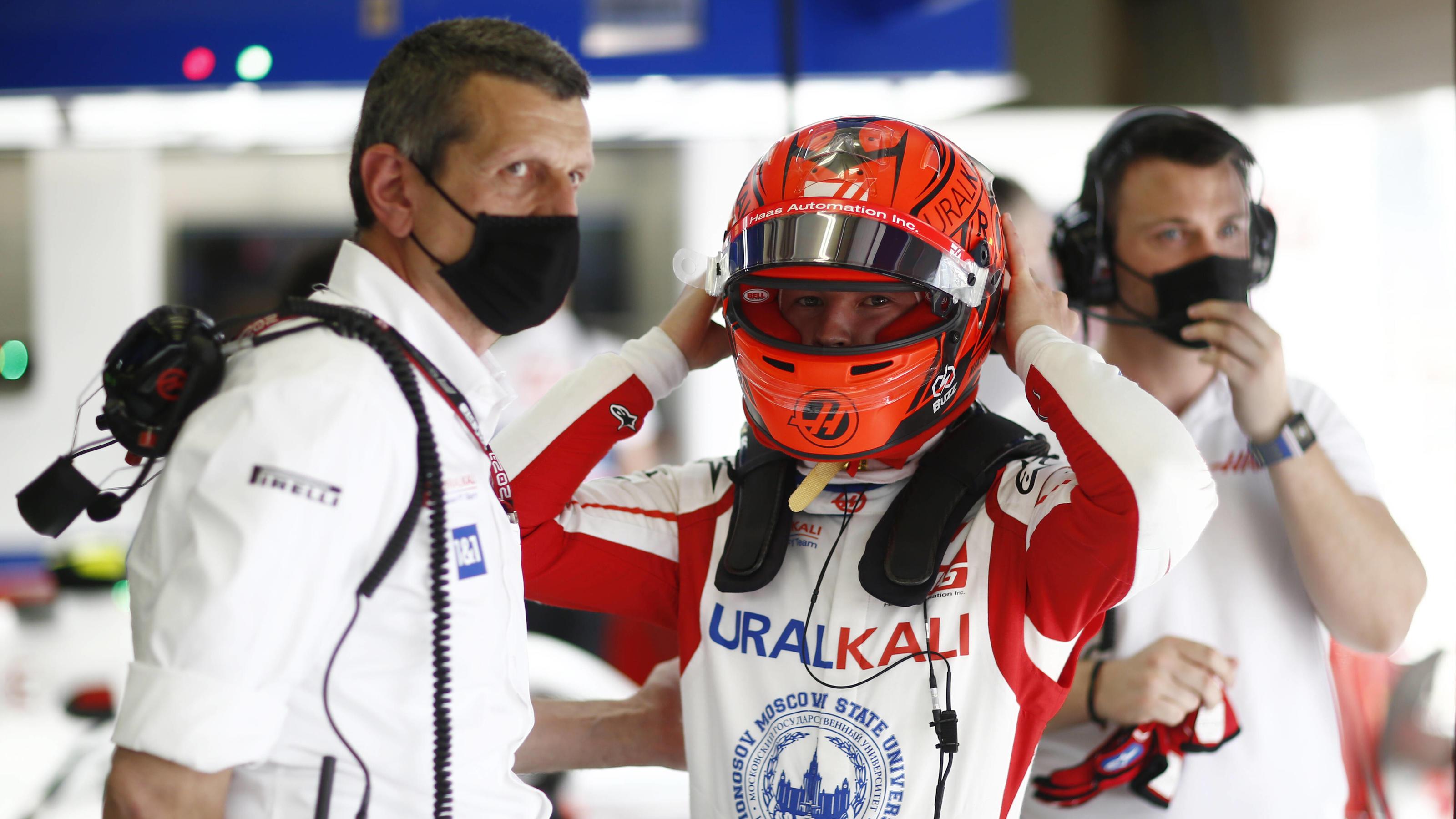 Formel 1: Mazepin-Manöver gegen Mick Schumacher, Günther Steiner spricht Klartext - exklusives RTL-Interview