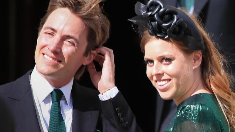 Prinzessin Beatrice: Baby Sienna ist nun offiziell Teil der britischen Thronfolge
