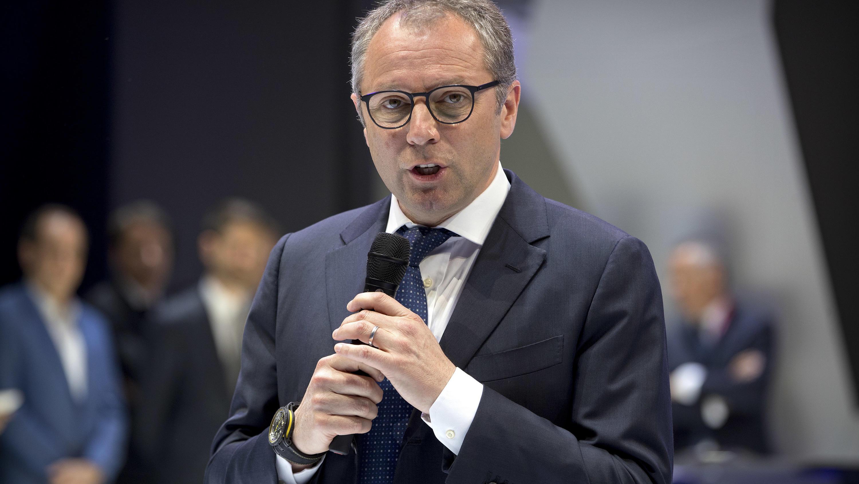 Formel-1-Boss Stefano Domenicali: Auch 2022 kein Grand Prix von Deutschland