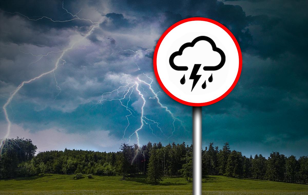 Mega-Hitze kommt mit Unwettern - Tornado-Gefahr! Hier knallt es jetzt gewaltig