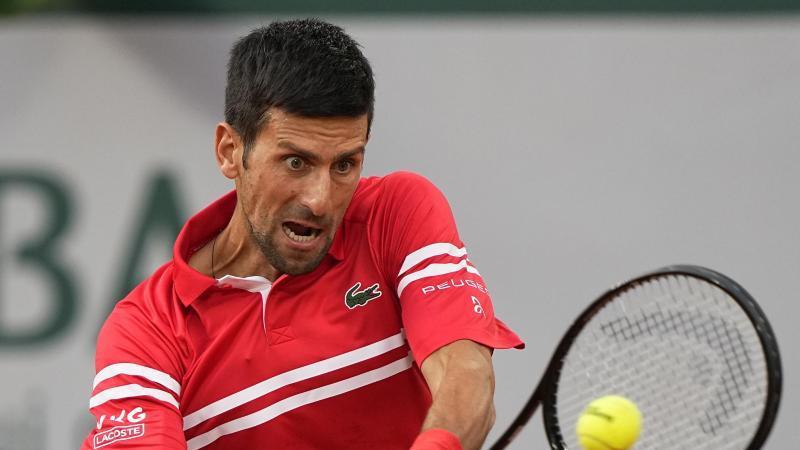 Traum-Halbfinale perfekt: Djokovic trifft in Paris auf Nadal