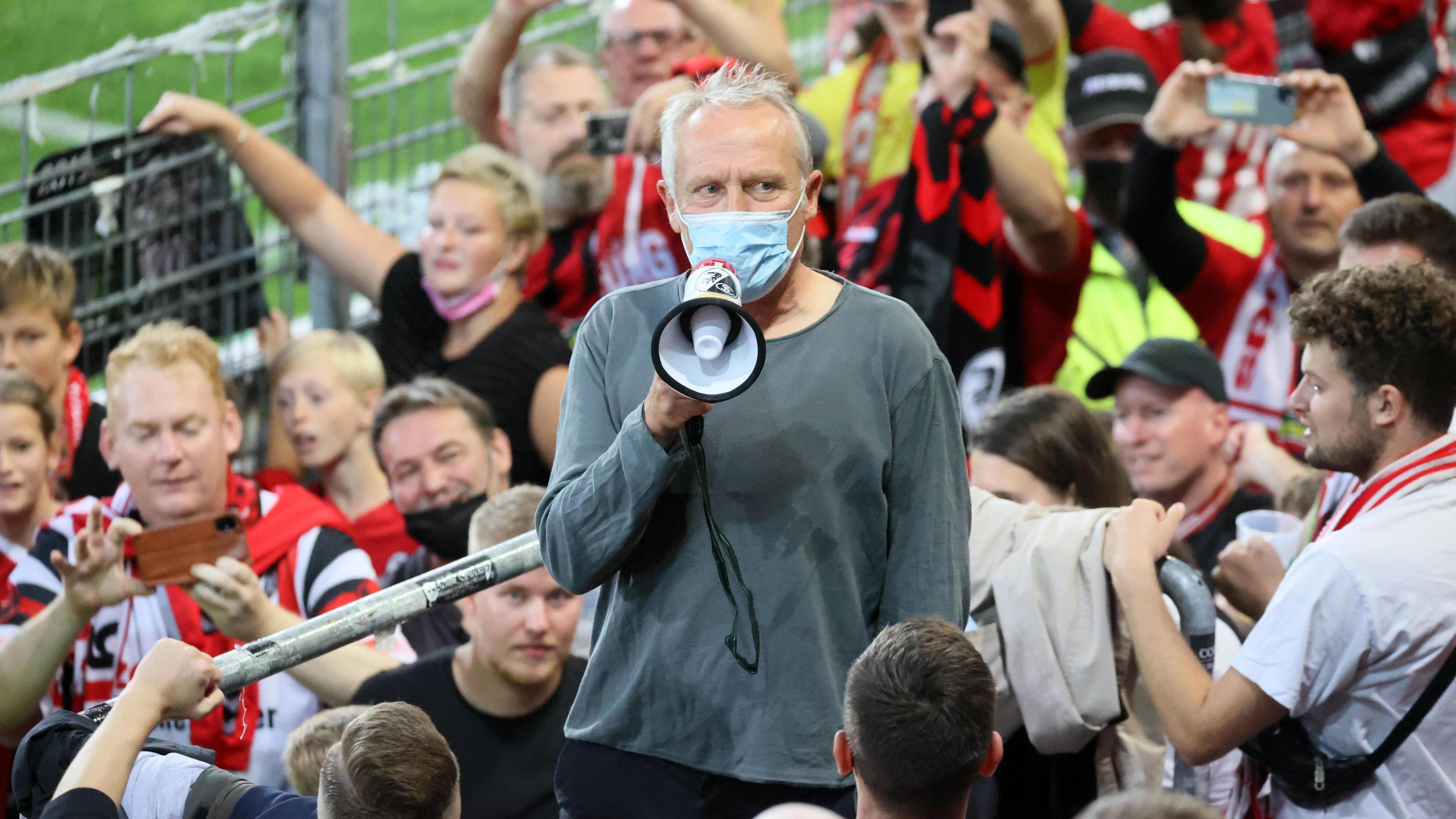 Was verbindet den SC Freiburg mit Milan, Neapel und Liverpool? Illustre Europa-Runde der Unbesiegbaren