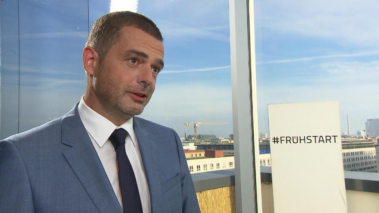 """Mike Mohring im Frühstart: Armin Laschet als Bundespräsident ist """"weit weg von der Realität"""""""