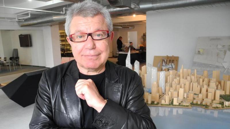 Architekt Libeskind: Raubkunst trägt nicht zu Aufklärung bei