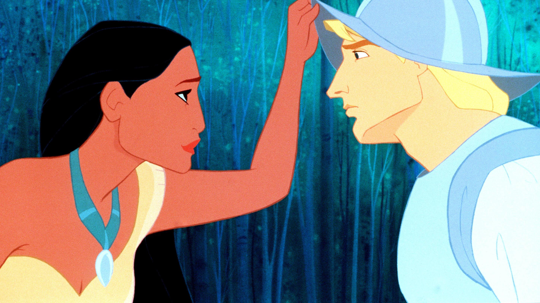 Disney-Charakter vor und nach dem Abnehmen