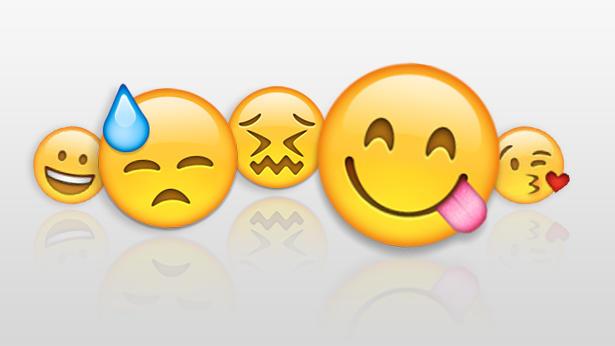 Zunge was smiley bedeutet rausstrecken Zunge rausstrecken