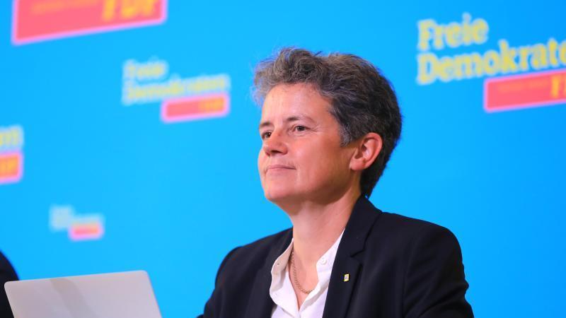Hüskens nach Sitta-Rückzug bereit für FDP-Landesvorsitz