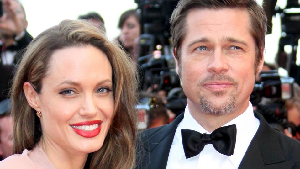 Brad Pitt: Erster Besuch bei Angelina Jolie nach der Trennung