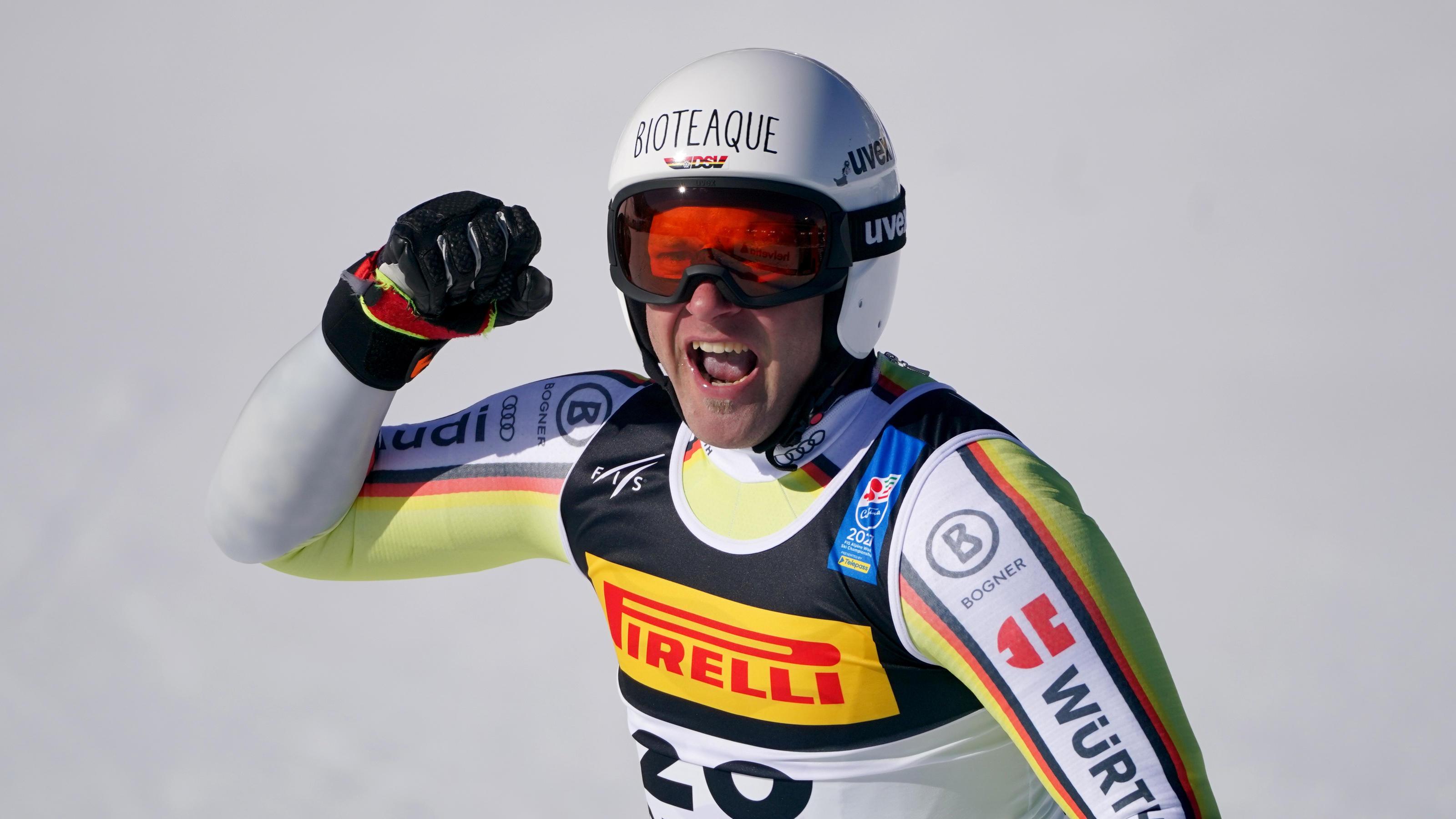 Ski-WM 2021 - Historischer Erfolg: Romed Baumann holt ...